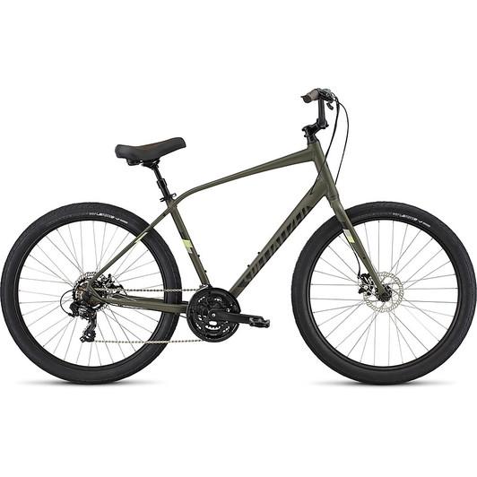 Specialized Roll Sport Disc Hybrid Bike 2017