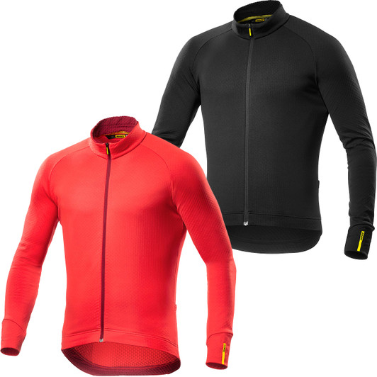 Mavic Aksium Thermal Long Sleeve Jersey