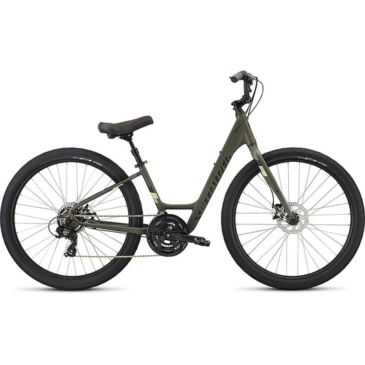 Specialized Roll Sport Low Entry Disc Hybrid Bike 2017
