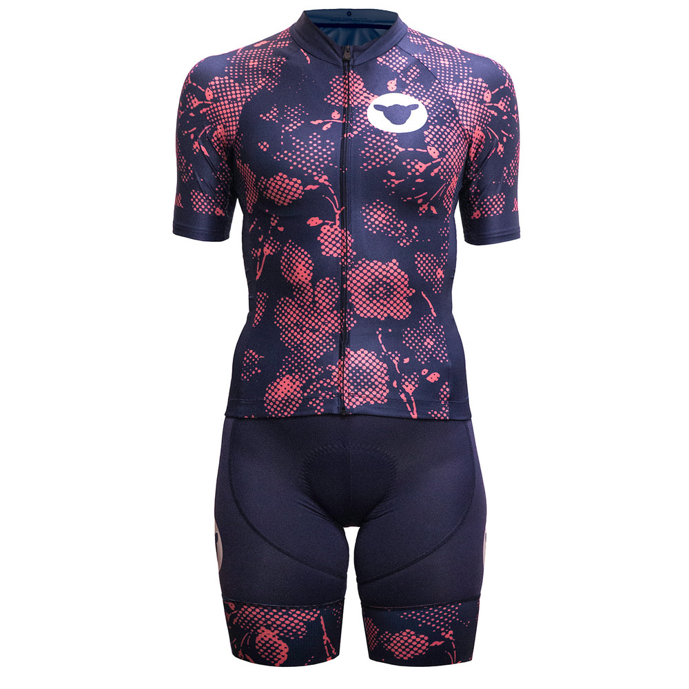 Black Sheep Cycling Rosa - Season Eight Limited Edition Womens Kit