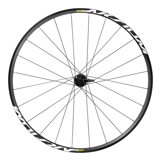 Mavic Aksium Disc International 6-Bolt Clincher Wheelset 2017