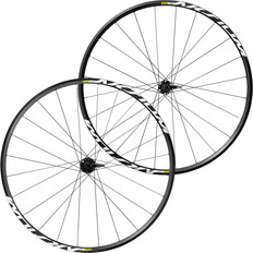 Mavic Aksium Disc International 6-Bolt Clincher Wheelset 2018