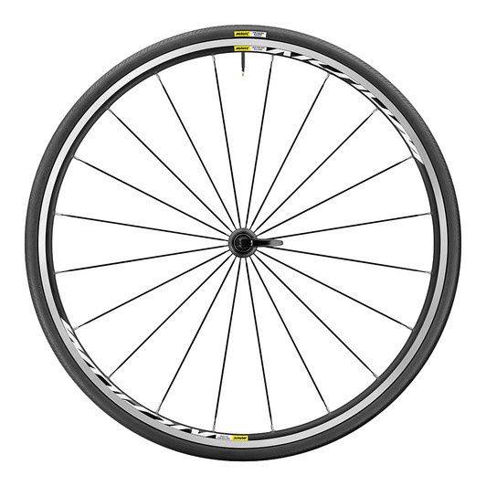 Mavic Aksium Elite Clincher Wheelset 2017
