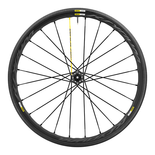 Mavic Ksyrium Pro Disc 12mm Centre Lock Clincher Wheelset 2017
