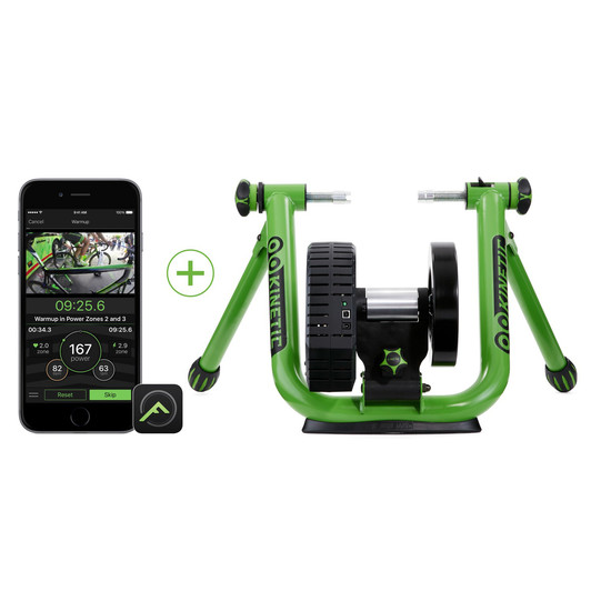 Kinetic Road Machine 2.0 Smart Control Turbo Trainer