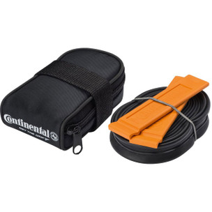 Continental Road Seatpack With Race 28 Inner Tube & 2 Tyre Levers