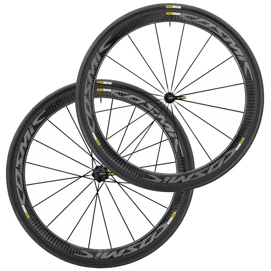 2605c676c1c Mavic Cosmic Pro Carbon Exalith Clincher Wheelset 2019 | Sigma Sports