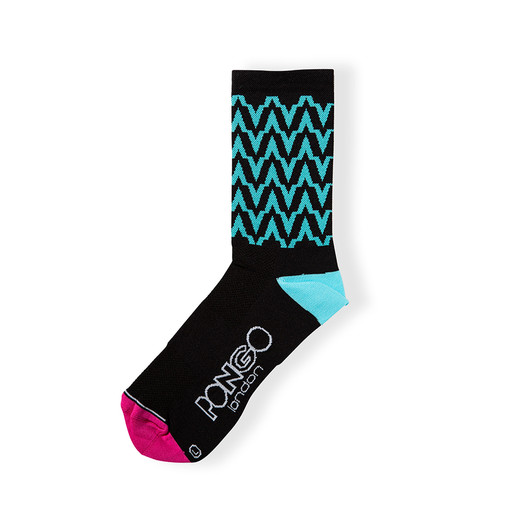 Pongo One Collection Mountain Socks