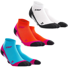 CEP Compression Low Cut Womens Socks