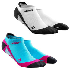 CEP Compression No Show Womens Socks