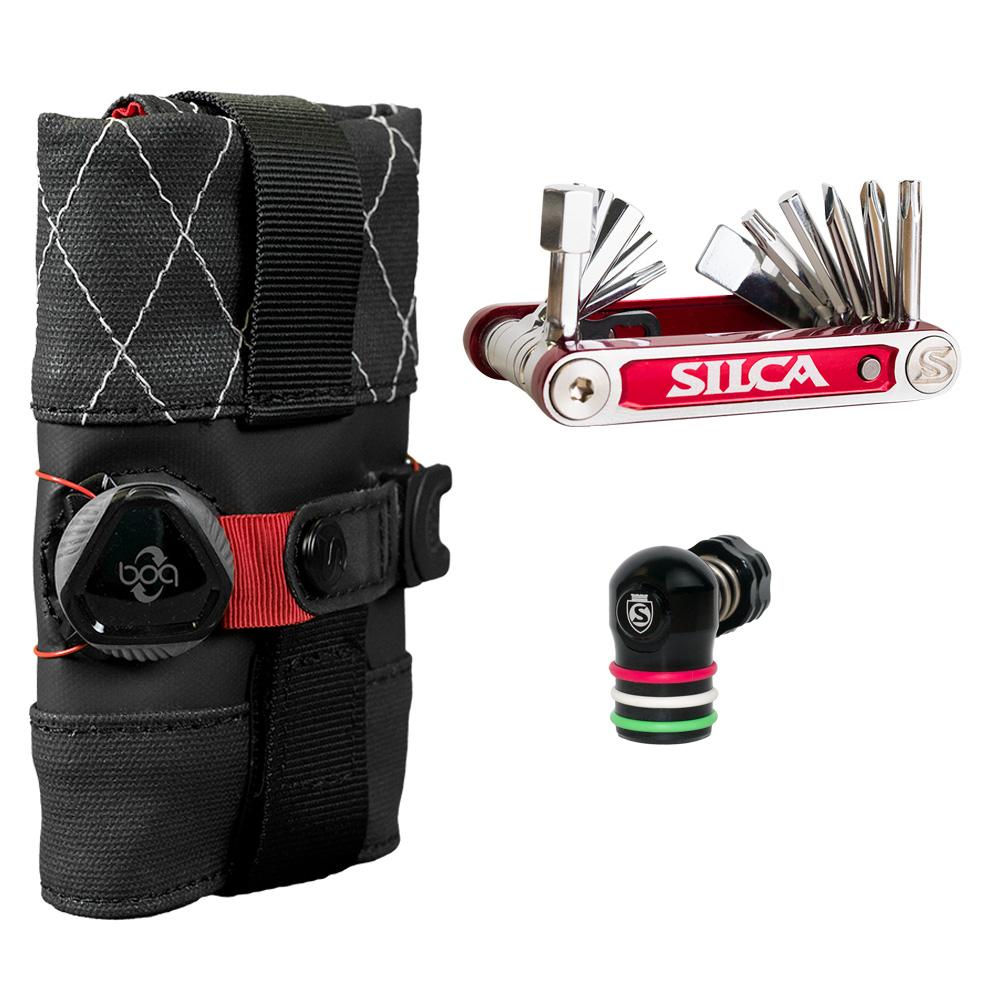 Silca Premio Seat Roll Loaded Kit