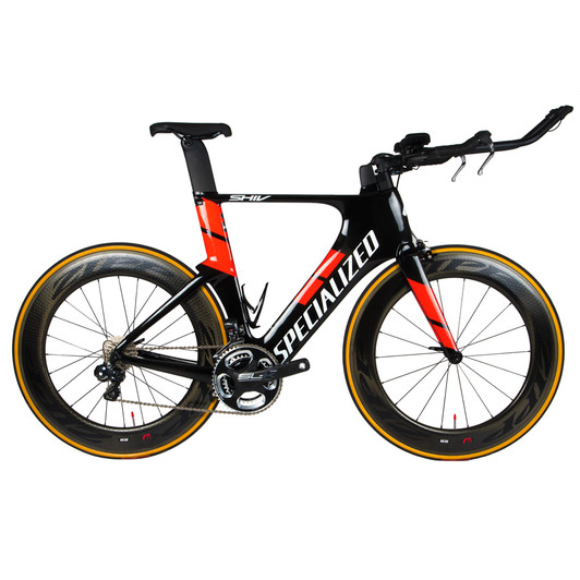 Specialized Sigma Exclusive Shiv Expert Triathlon Bike 2016 Large