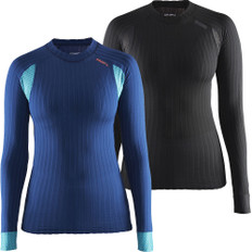 Craft Active Extreme Womens Crew Neck Long Sleeve Base Layer