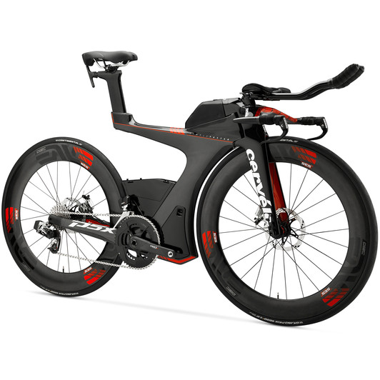 Cervelo P5X ETap Triathlon Bike 2018