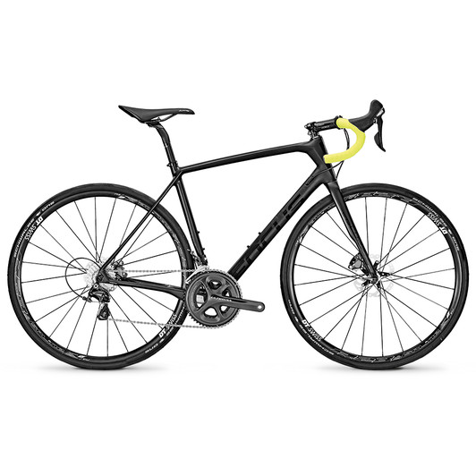 Focus Paralane Ultegra Adventure Road Bike 2017