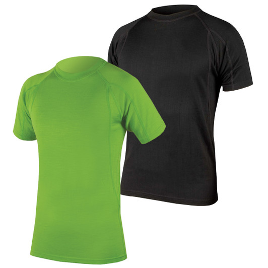 Endura BaaBaa Merino Short Sleeve Base Layer