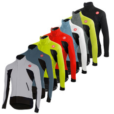 Castelli Alpha Wind Long Sleeve Jersey