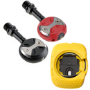 Speedplay Ultra Light Action Pedals Chromoly With Walkable Cleats