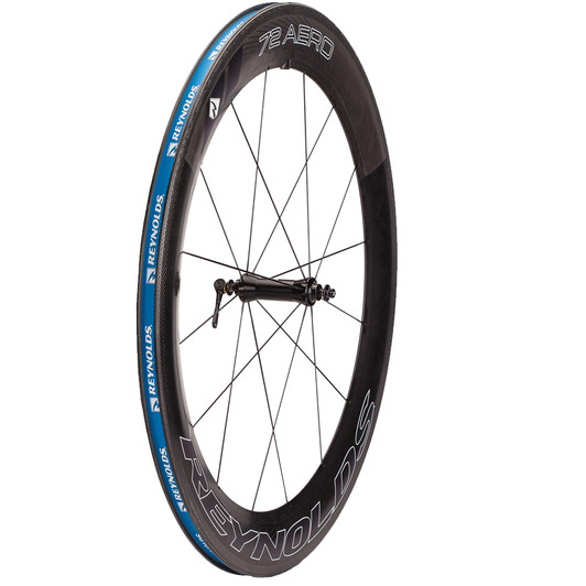 Reynolds 72 Aero Carbon Clincher Front Wheel