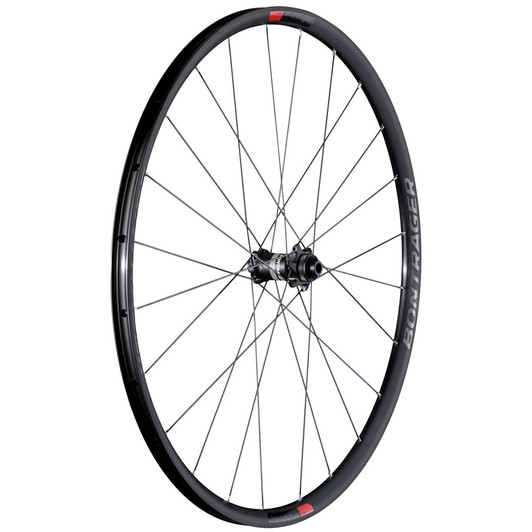 Bontrager Paradigm Comp TLR Disc Through Bolt Front Clincher Wheel