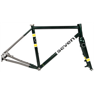 Seven Cycles Sigma Sport Custom Evergreen SL Disc Frameset