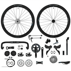 Kinesis Crosslight 105 2 x 11 Speed Build Kit Groupset