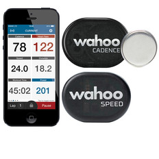 Wahoo Fitness RPM Speed and Cadence Bundle