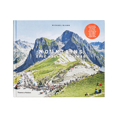 Michael Blann Mountains - Epic Cycling Climbs Book