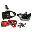 Edco 3AX Clipless Pedal Set