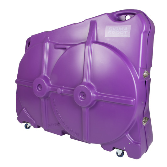 Bike Box Alan Bike Transport Case (Purple)
