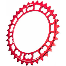 Rotor Q-Ring BCD 110 Inner Chainring - Red