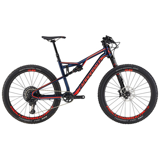 Cannondale Habit Carbon 1 27.5R Mountain Bike 2017
