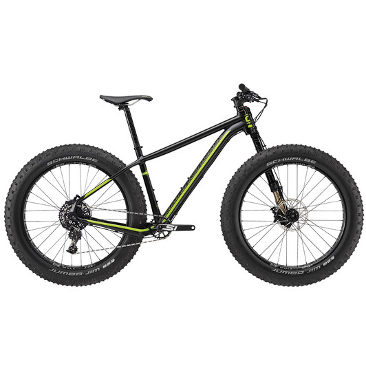 Cannondale Fat CAAD 1 26R Mountain Bike 2017