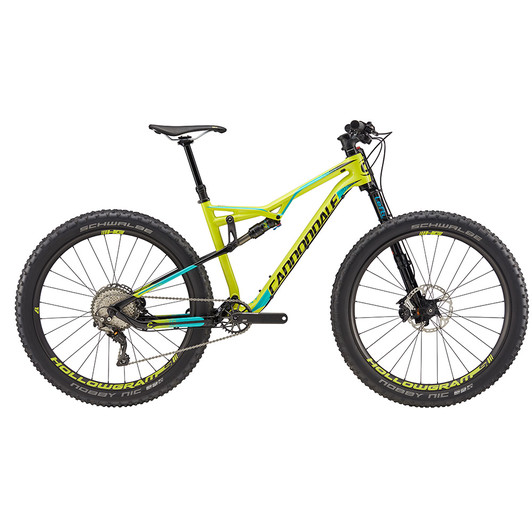 Cannondale Bad Habit Carbon 1 27.5+ Mountain Bike 2017