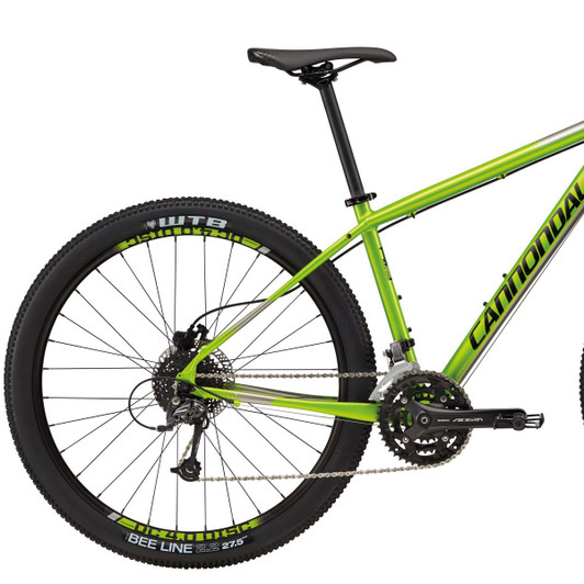 Cannondale Trail 4 27.5R Mountain Bike 2017
