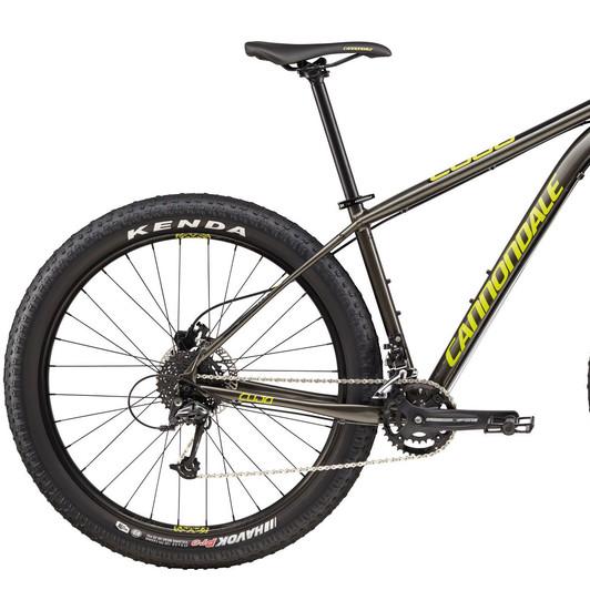 Cannondale Cujo 3 27.5+ Mountain Bike 2017