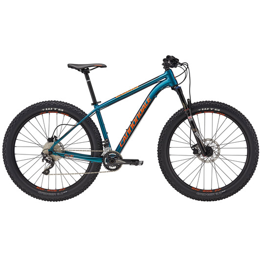 Cannondale Cujo 2 27.5+ Mountain Bike 2017