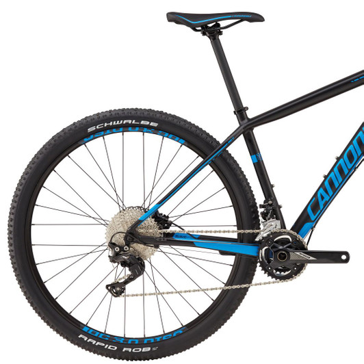 Cannondale F-Si 3 29R Mountain Bike 2017