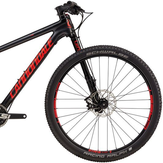 Cannondale F-Si Carbon 3 29R Mountain Bike 2017