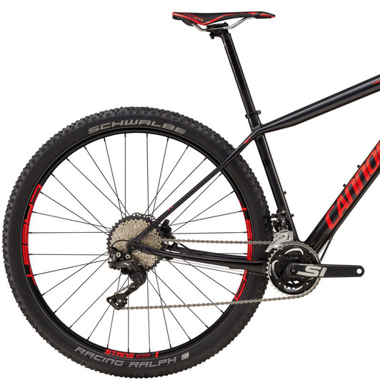 Cannondale F-Si Carbon 3 Mountain Bike 2017