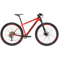 Cannondale F-Si 1 Carbon Hi-Mod 29R Mountain Bike 2017