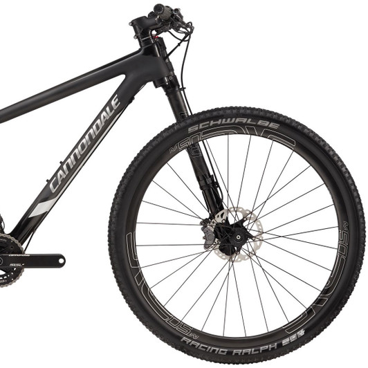 Cannondale F-Si Carbon Hi-Mod Black Inc 29R Mountain Bike 2017