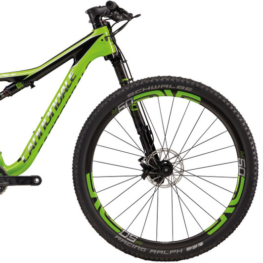 Cannondale Scalpel-Si Carbon Hi-Mod Team 29R Mountain Bike 2017