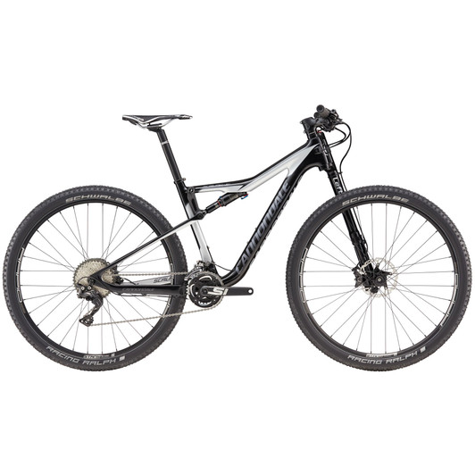 Cannondale Scalpel-Si Carbon 4 29R Mountain Bike 2017