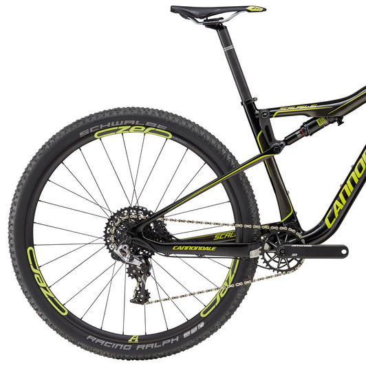 Cannondale Scalpel Carbon 2 Mountain Bike 2017