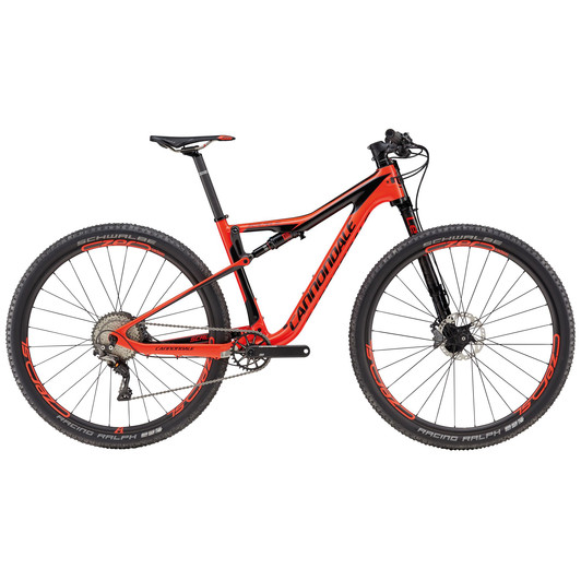 Cannondale Scalpel-Si Carbon Hi-Mod 29R Mountain Bike 2017