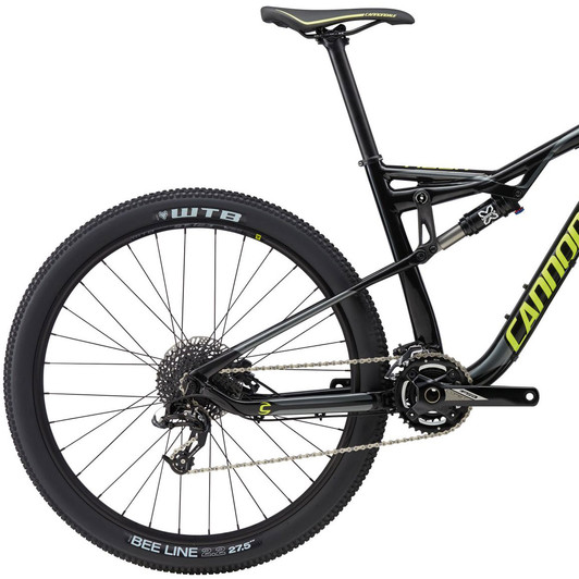 Cannondale Habit 6 27.5R Mountain Bike 2018
