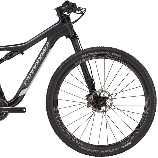 Cannondale Scalpel-Si Black Inc 29R Mountain Bike 2017