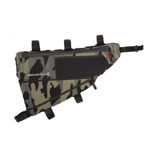 Blackburn Limited Edition Camo Outpost Medium Frame Bag