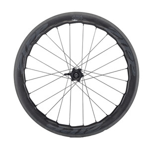 Zipp 454 NSW Carbon Clincher Rear Wheel 24 Spokes - Impress Graphics 2019